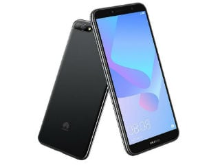 Huawei Y6 (2018) With 5.7-Inch HD+ FullView Display, Music-Focused Features Launched