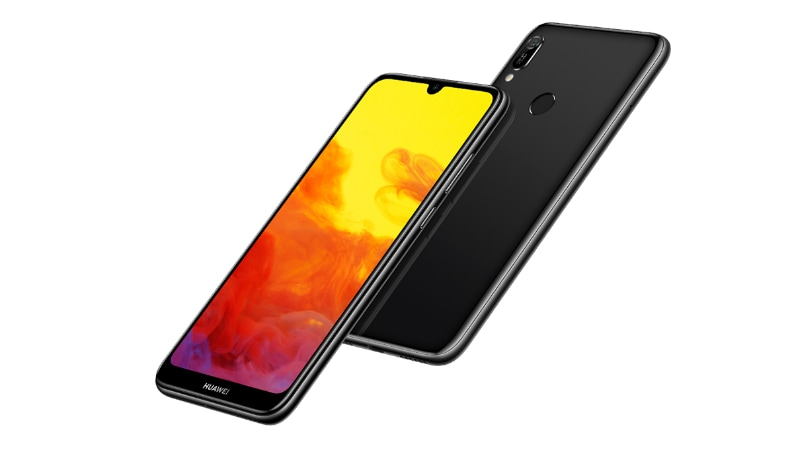 Huawei Y6 Prime (2019) With 19.5:9 Display, MediaTek Helio A22 SoC Launched: Price, Specifications