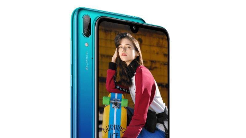 huawei y7 2019 render winfuture de Huawei Y7 2018