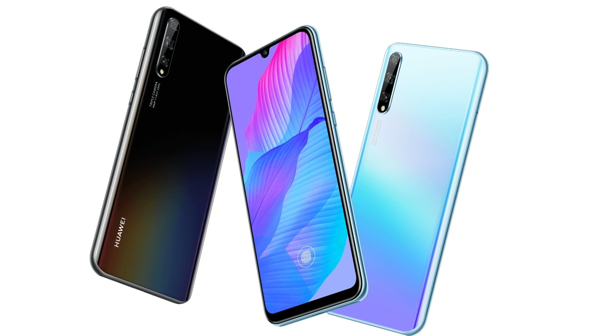 Huawei Y8p With Triple Rear Cameras, 4,000mAh Battery Launched: Price, Specifications