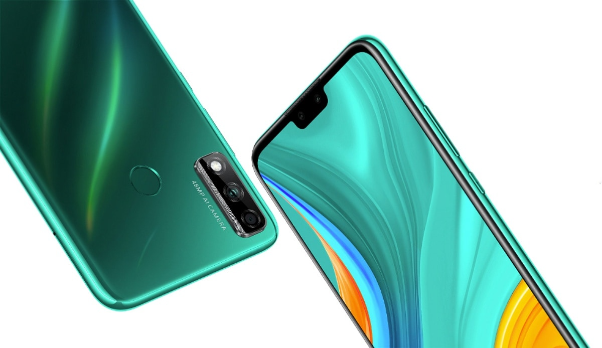 Huawei Y8s With Dual Selfie Cameras, 4,000mAh Battery Goes Official