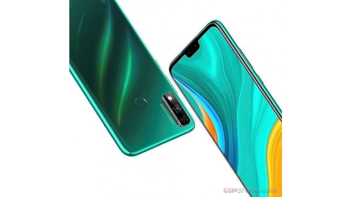 Huawei Y8s Render Surfaces Online, Suggests 48-Megapixel Main Camera and Wide Notch
