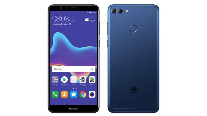 Huawei Y9 (2018) With Four Cameras, Android Oreo Launched