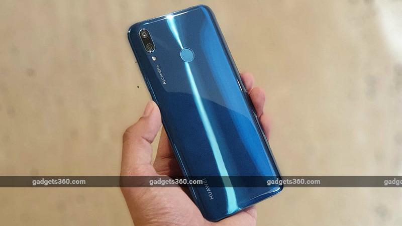 Huawei Y9 (2019) लॉन्च हुआ भारत में, इसमें हैं चार कैमरे
