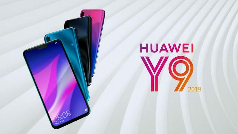 Huawei Y9 (2019) लॉन्च, चार कैमरे वाले इस फोन में हैं और खासियतें