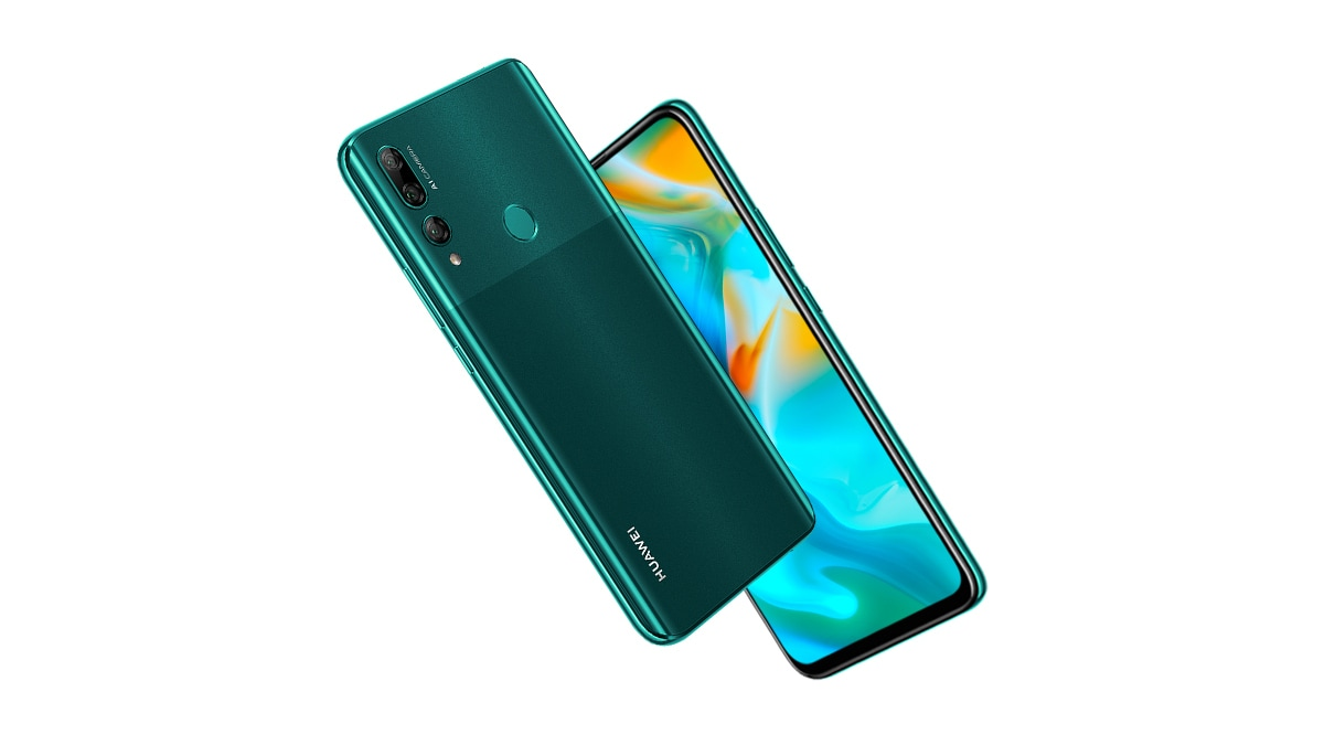 Huawei Y9 Prime 2019 With Triple Rear Cameras, 4,000mAh Battery