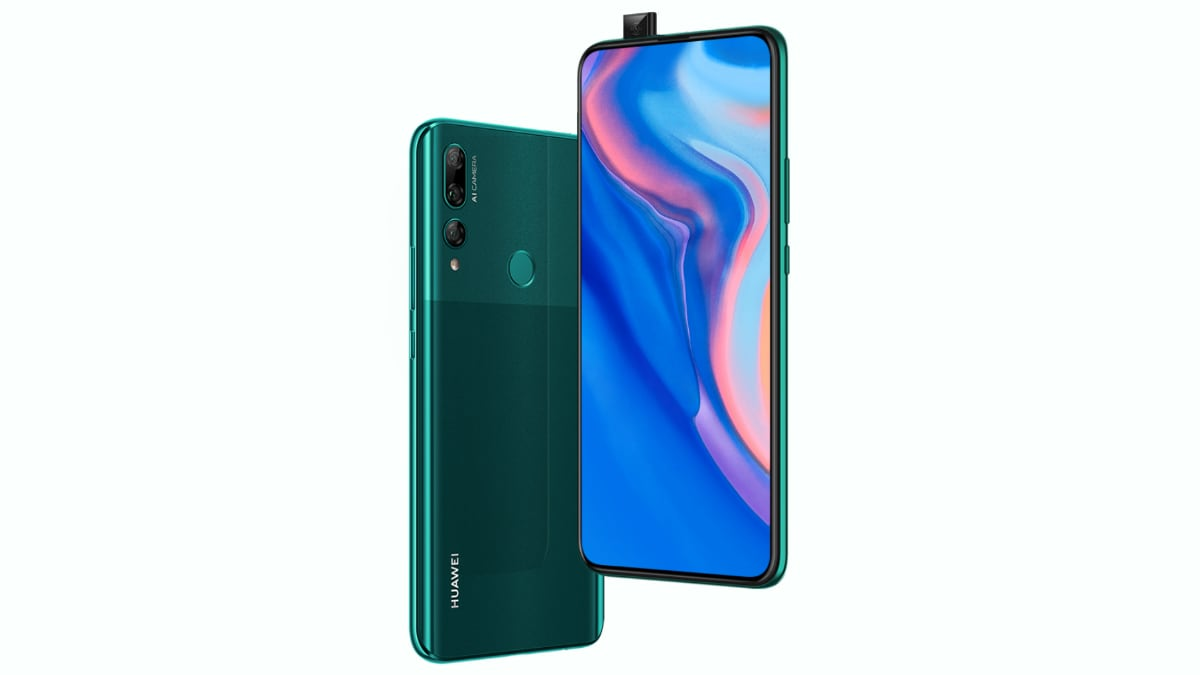 Huawei Y9 Prime 2019 With Pop-Up Selfie Camera, Triple Rear Cameras Launched in India: Price, Specifications