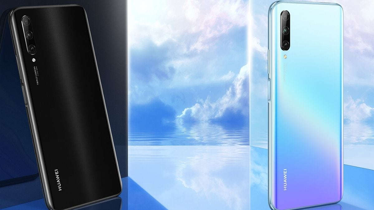Huawei Y9s With Triple Rear Cameras, 4000mAh Battery Listed on Huawei India Site, Amazon: Specifications