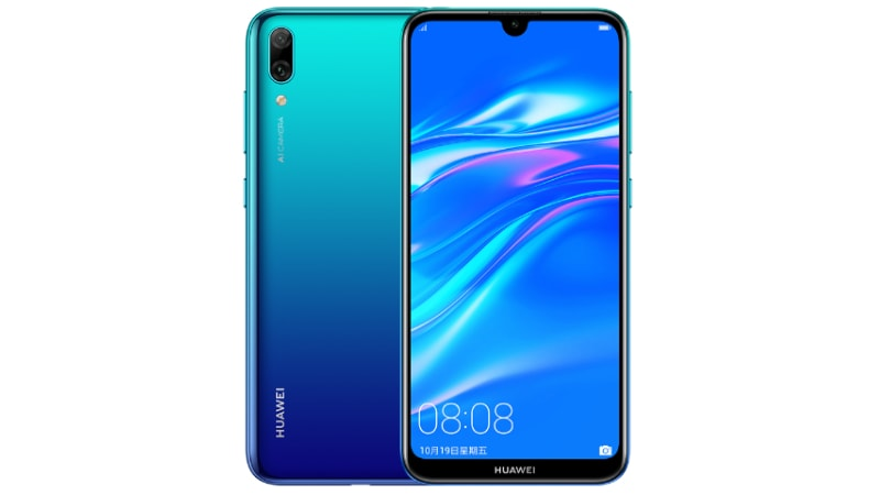 Huawei Enjoy 9s Spotted With a Waterdrop-Style Display Notch