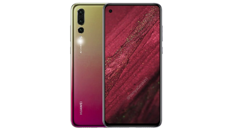 Huawei's Upcoming Phone Is Notch Free