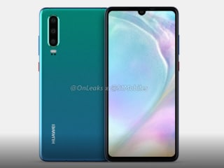 Huawei P30 Concept Renders Leak With Specifications, 3.5mm Audio Jack Support Tipped