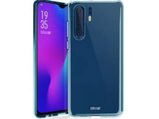 Huawei P30 Pro Case Renders Tip Quad Rear Cameras, Waterdrop-Shaped Notch