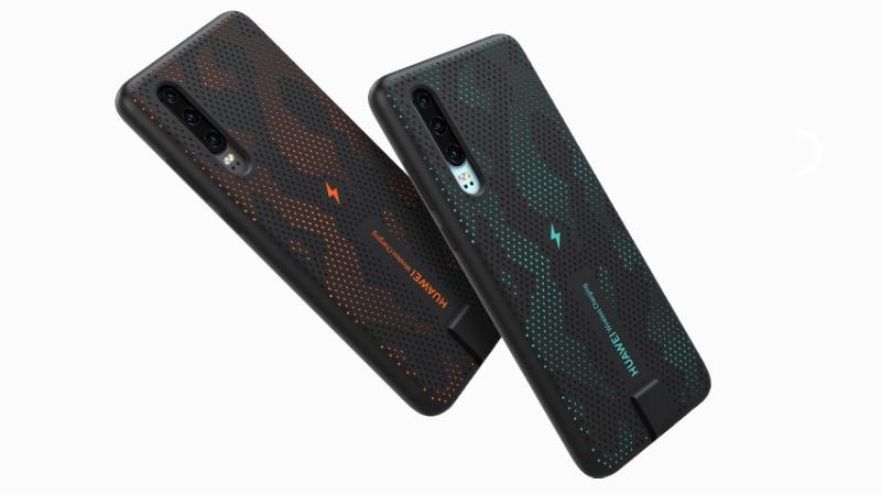 Huawei P30 Wireless Charging 10W Qi-Certified Case Launched