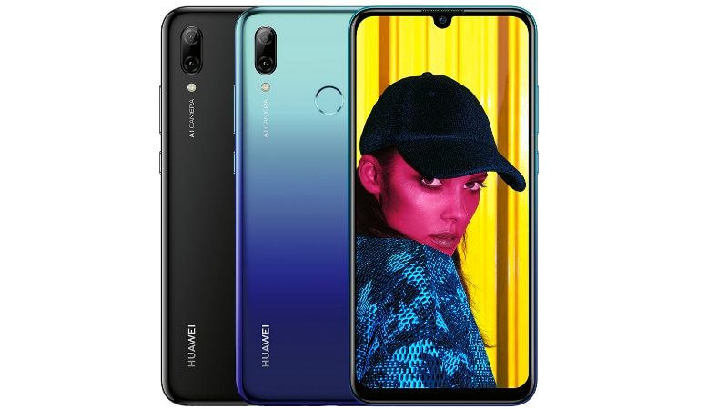 Huawei P Smart (2019) With Dual Rear Cameras, Dewdrop Display Launched: Price, Specifications