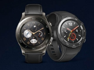 Huawei Watch 2, Watch 2 Classic With 4G LTE Support Launched at MWC 2017