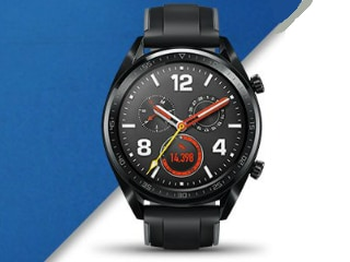 Huawei Watch GT to Launch in India on March 12