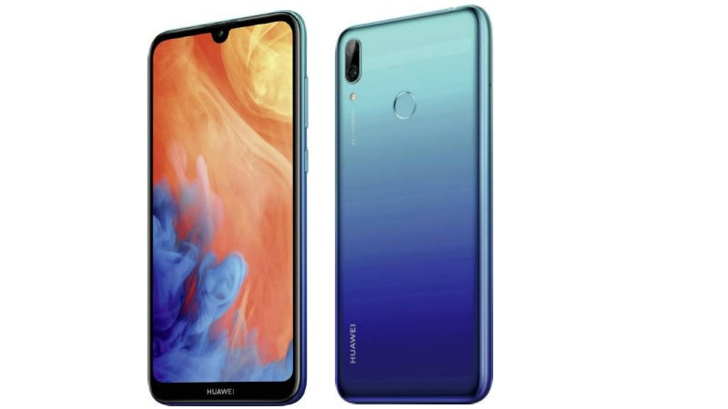 Huawei Y7 (2019) With Dual Rear Cameras, 4,000mAh Battery