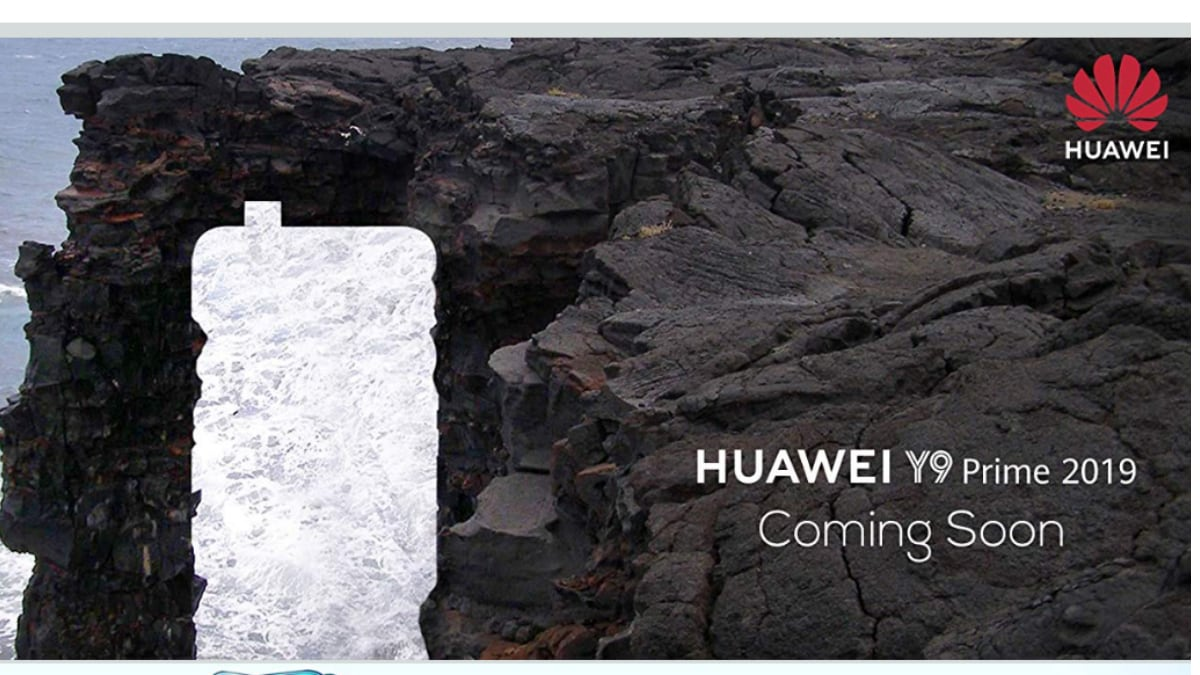 Huawei Y9 Prime 2019 India Launch Soon, Amazon Teaser Reveals