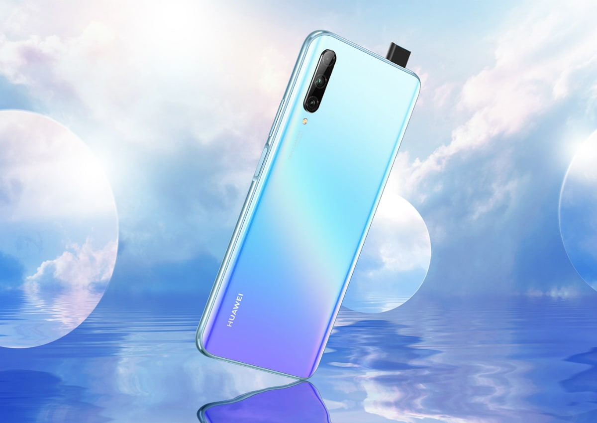 Huawei Y9s With Kirin 710F, Triple Rear Cameras Goes Official