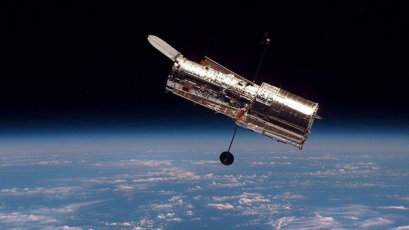 Hubble Space Telescope's Camera Shuts Down Due to a Malfunction