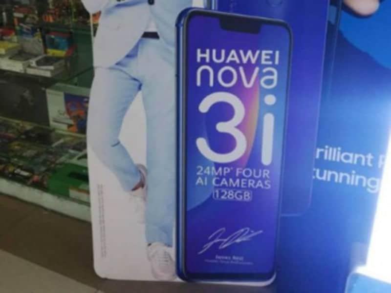 huwei nova 3i yugatech Huawei Nova 3i