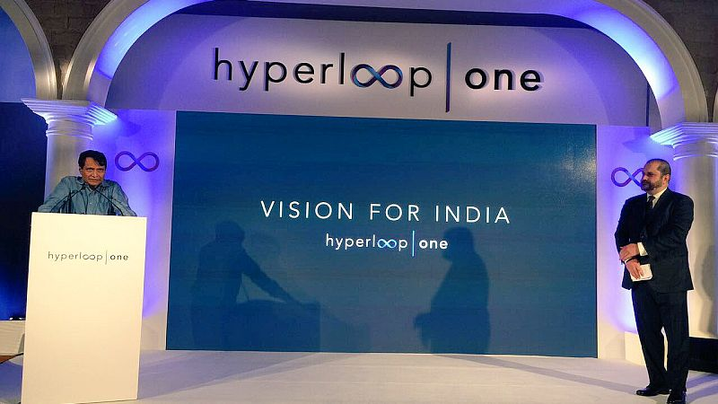 Hyperloop One Announces Global Semi-Finalists at Its 'Vision for India' Event
