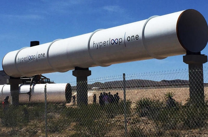 Andhra Pradesh Signs MoU for Hyperloop Between Vijaywada and Amravati