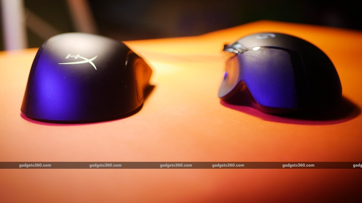 hyperx pulsefire raid logitech g402 gadgets 360 HyperX Pulsefire Raid and Logitech G402