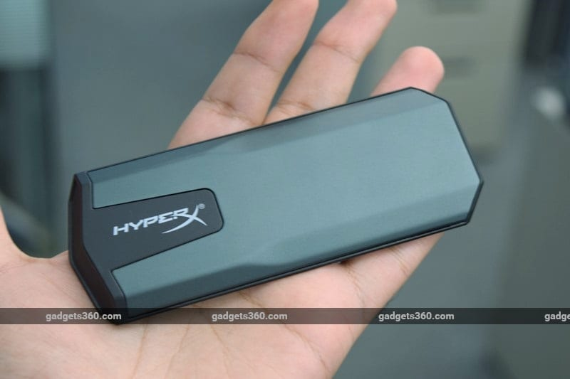HyperX Savage Exo Portable SSD Review