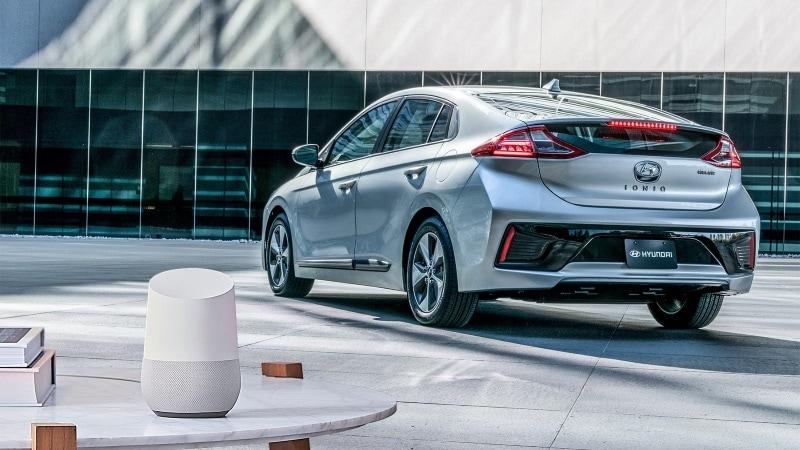 Hyundai, Google Voice Controls Debut