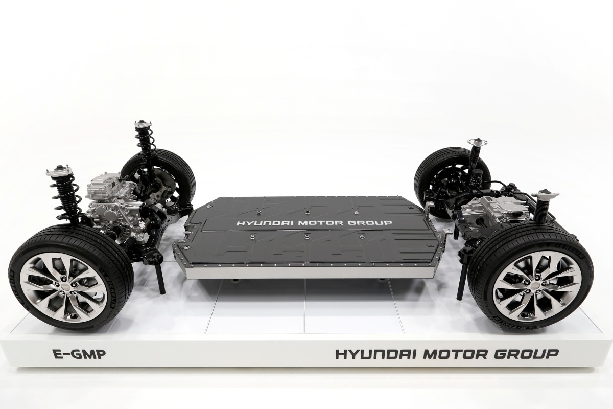 Hyundai, Kia reveal E-GMP; first dedicated Battery-EV platform