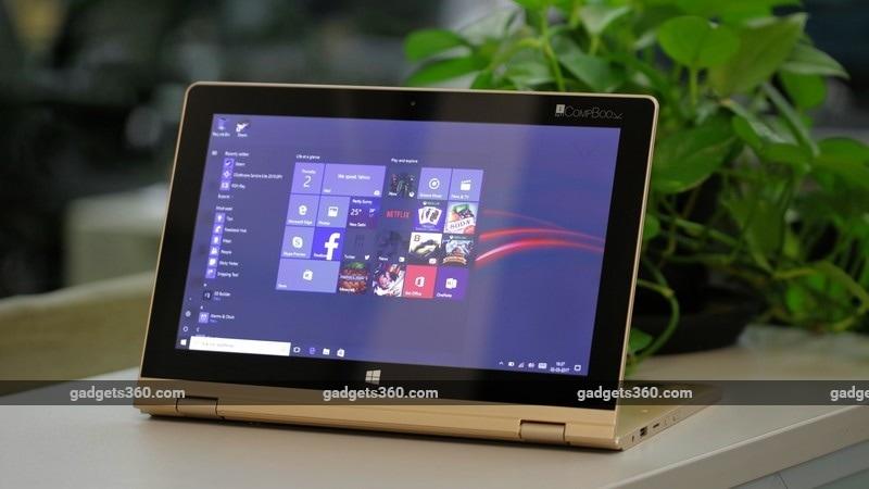 iBall CompBook i360 Review | NDTV Gadgets360.com