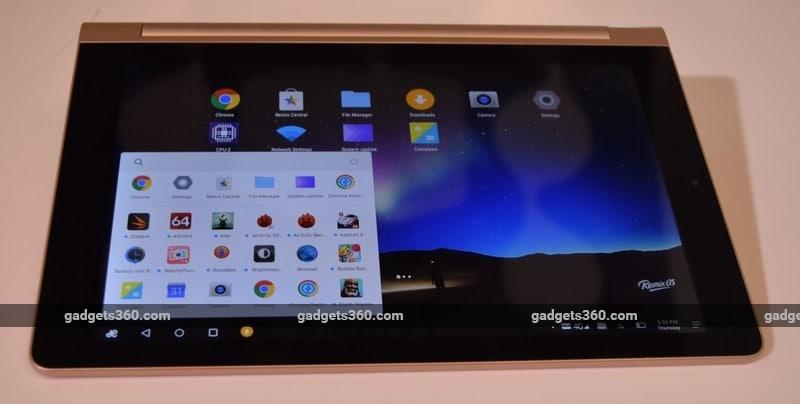 iBall Slide Brace X1 4G Front NDTV iBall Slide Brace-X1 4G Review
