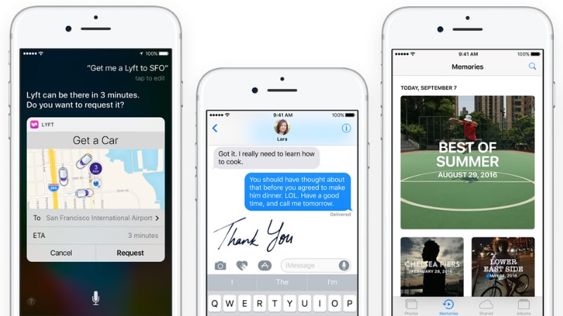 iOS 10 Running on 22 Percent of All iPhone and iPad Devices in Just 3 Days