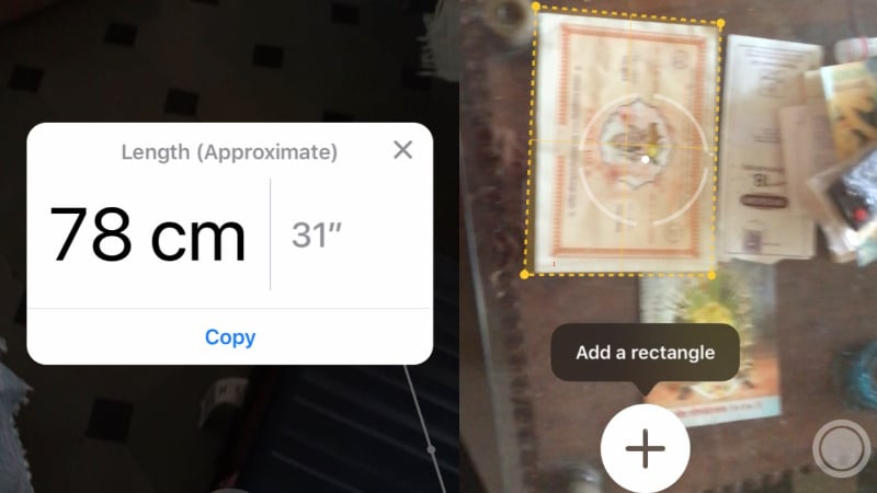 How to Take Measurements and Check Levels Using iPhone's New Measure App