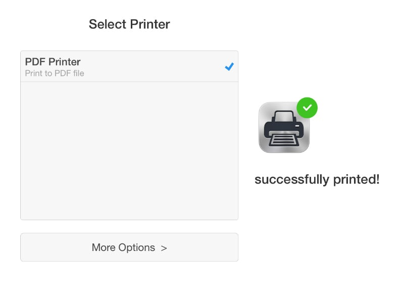 How to Print to PDF on an iPhone, iPad, or iPod touch | NDTV ...