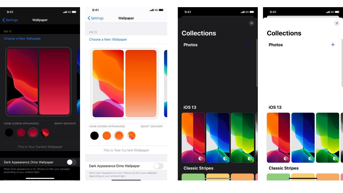 iOS 14 May Bring Redesigned Wallpaper Settings, Home Screen Widgets