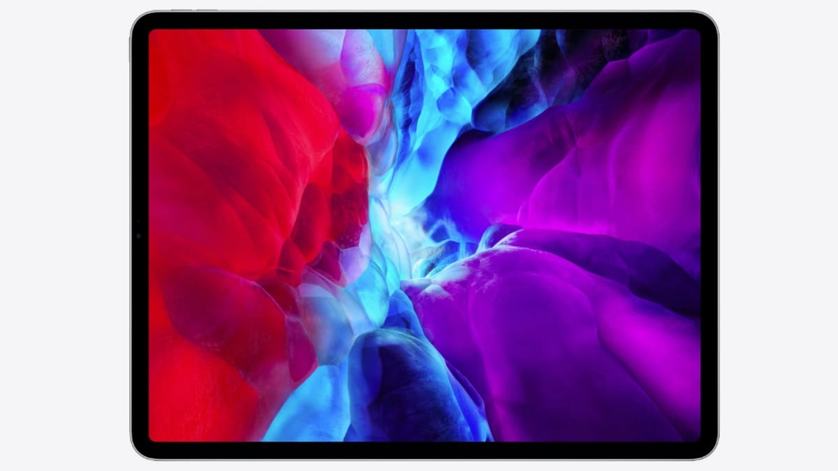 12.9-Inch iPad Pro With Mini-LED Display to Still Launch in Q4 2020: Report