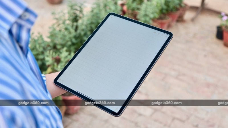 iPad Pro (2018) Review | NDTV Gadgets360 com