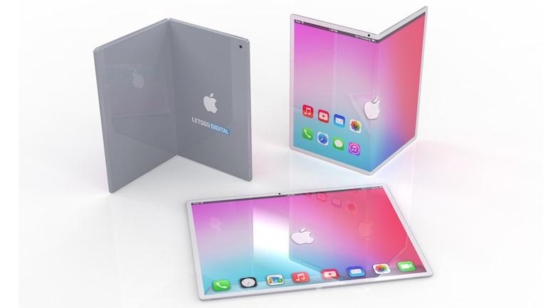 ফোল্ডেবেল iPad নিয়ে আসছে Apple?