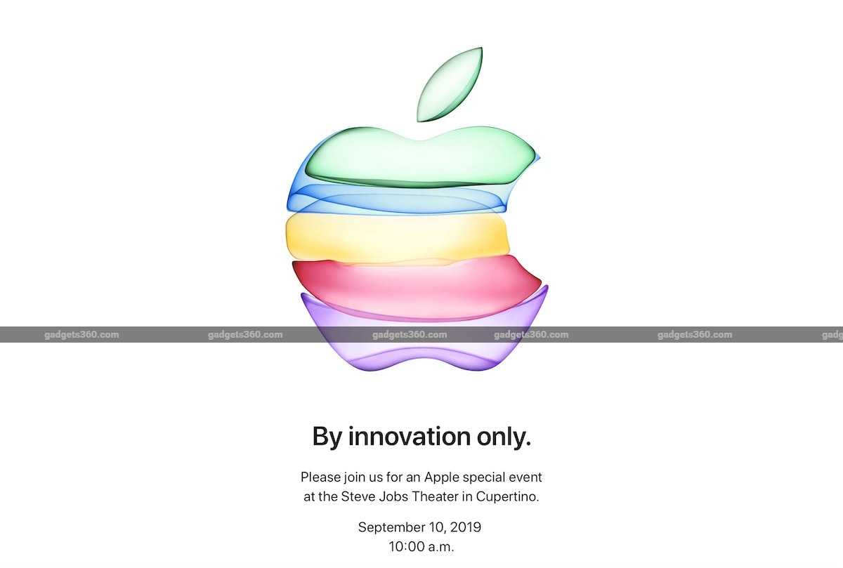 iPhone 11 Launch in Focus as Apple Sends Invites for September 10 Event