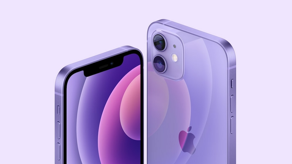 Apple AirTag Tracker With UWB Tech Launched, iPhone 12 Series Gets New Purple Colour
