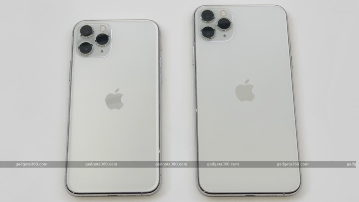 Iphone 11 Pro Iphone 11 Pro Max To Come Bundled With 18w Usb C Charger Usb Type C To Lightning Cable Technology News