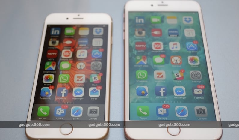 iPhone 6s Price in India Slashed; iPhone 6s Plus and iPhone SE Cheaper Too