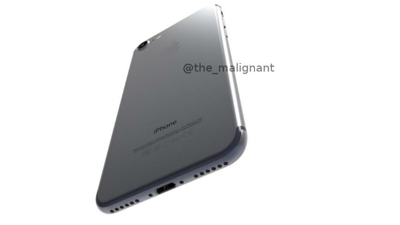 iPhone 7 New Colour, Features, More Specifications Leaked Ahead of Launch
