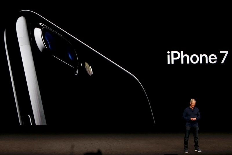 Iphone 7 release date in india