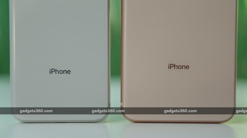 iPhone 8 8 plus back iPhone 8 Plus Colours