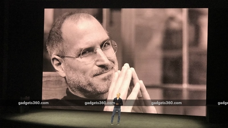 iPhone 8 iPhone X Launch Event Steve Jobs Theater 124017 224050 0624 iPhone 8 iPhone X Launch Event Starts