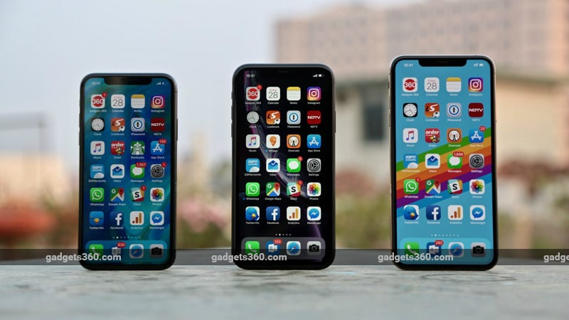 iPhone XS XR All iPhone XS
