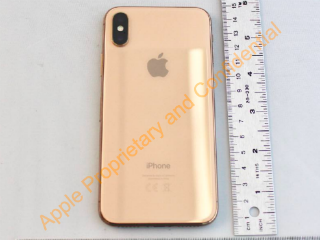 iPhone X Gold Colour Variant Leaked by US FCC Listing